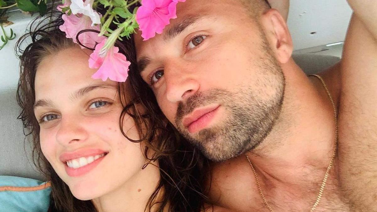 На скільки кілограмів погладшала вагітна дівчина Макса Михайлюка