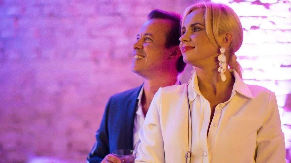 Лилия Ребрик поделилась романтическим кадром с мужем: фото