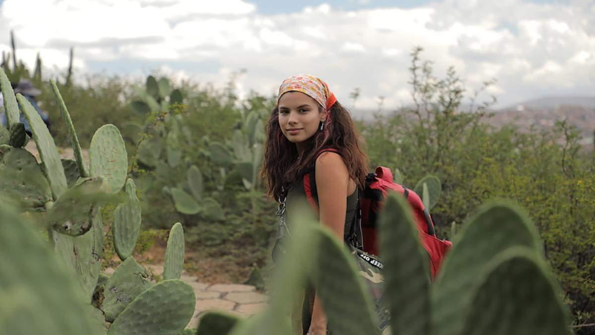 Мишель Андраде встретилась с родными в Боливии: фото