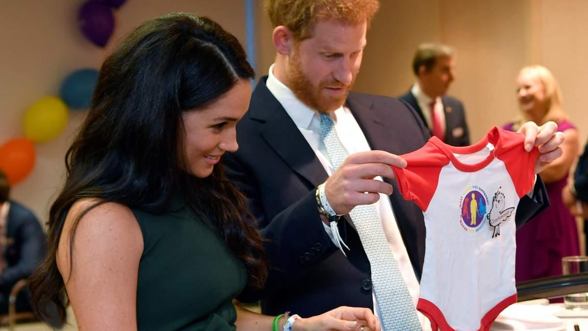 Коли Меган Маркл і принц Гаррі вдруге стануть батьками: дата