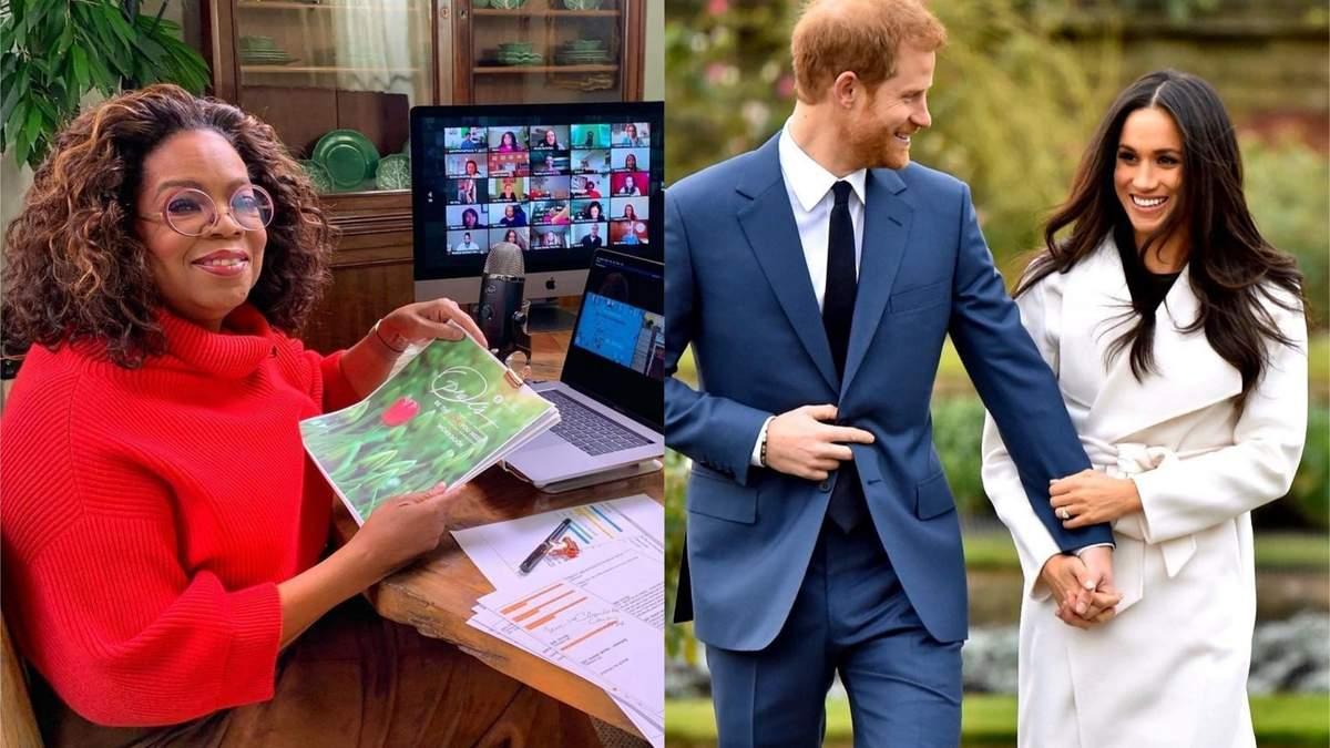 Меган Маркл и принц Гарри дадут интервью Опре Уинфри: какой может быть реакция Букингема