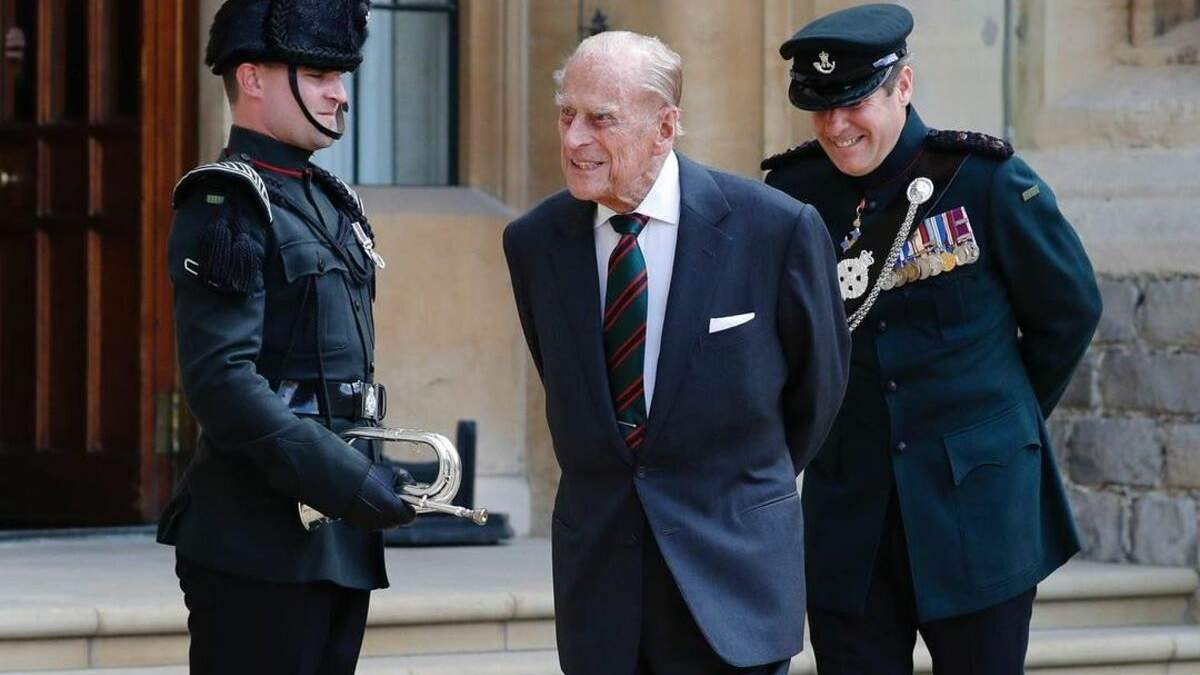 99-річного принца Філіпа госпіталізували через погане самопочуття
