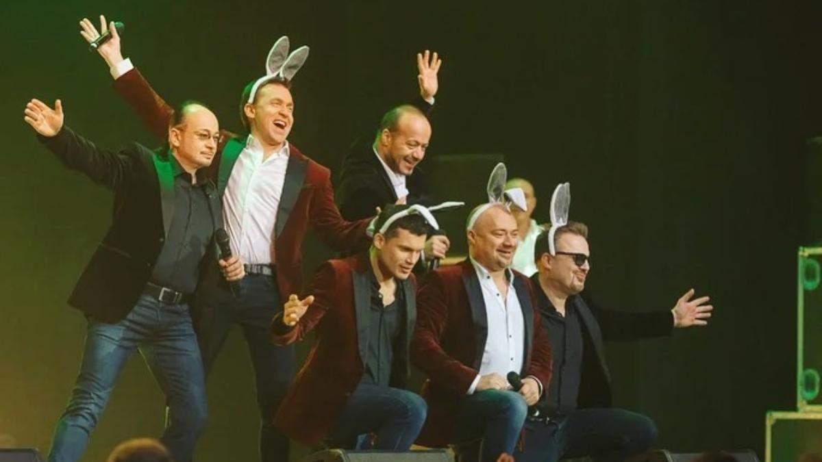 """Російські музиканти з """"Хору Турецького"""" потрапили в """"чорний список"""" Мінкульту"""