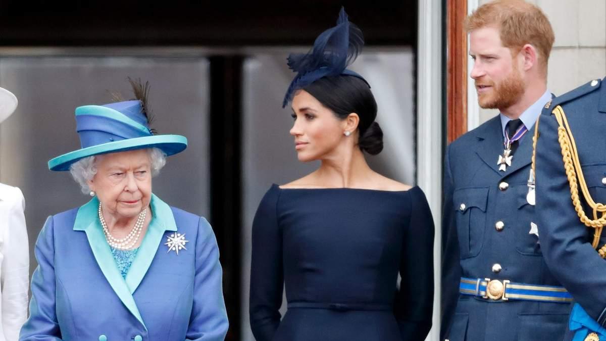 Официально: принца Гарри и Меган Маркл лишат всех королевских званий и титулов
