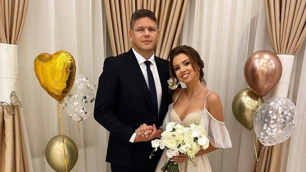 Свадьба Насти Зинченко и Максима Соколюка тату и новые фото