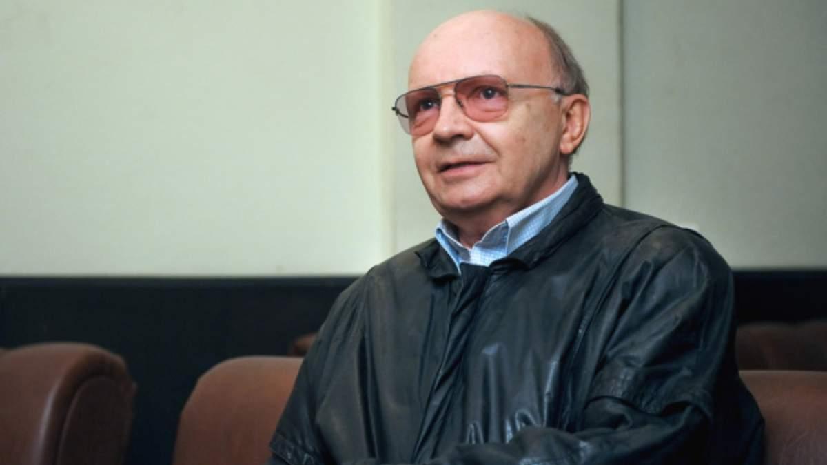 Помер Андрій М'ягков: причина смерті