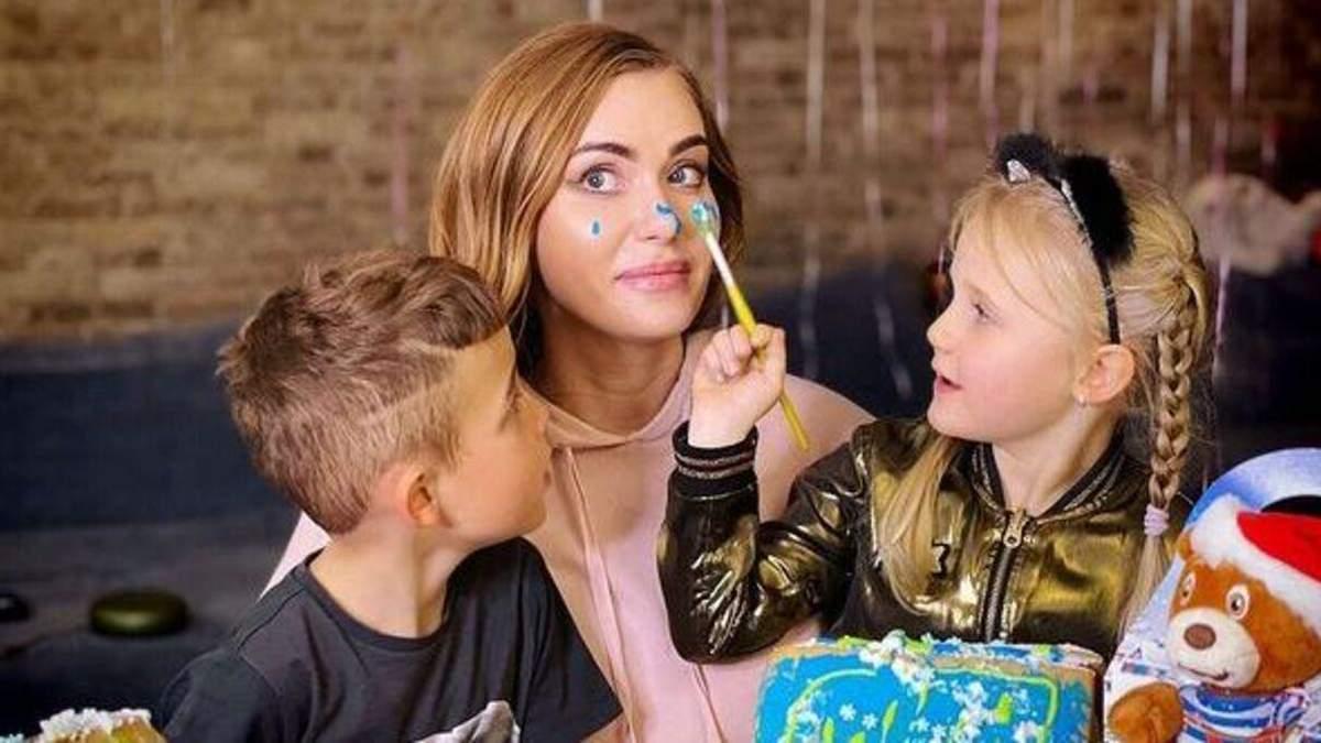Слава Каминская рассказала о забавных вопросах от детей