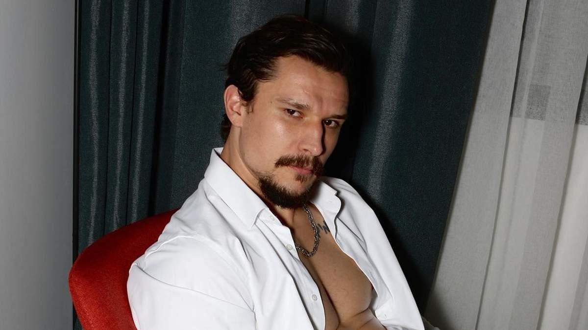Тарас Цимбалюк рассказал, как начинал актерскую карьеру