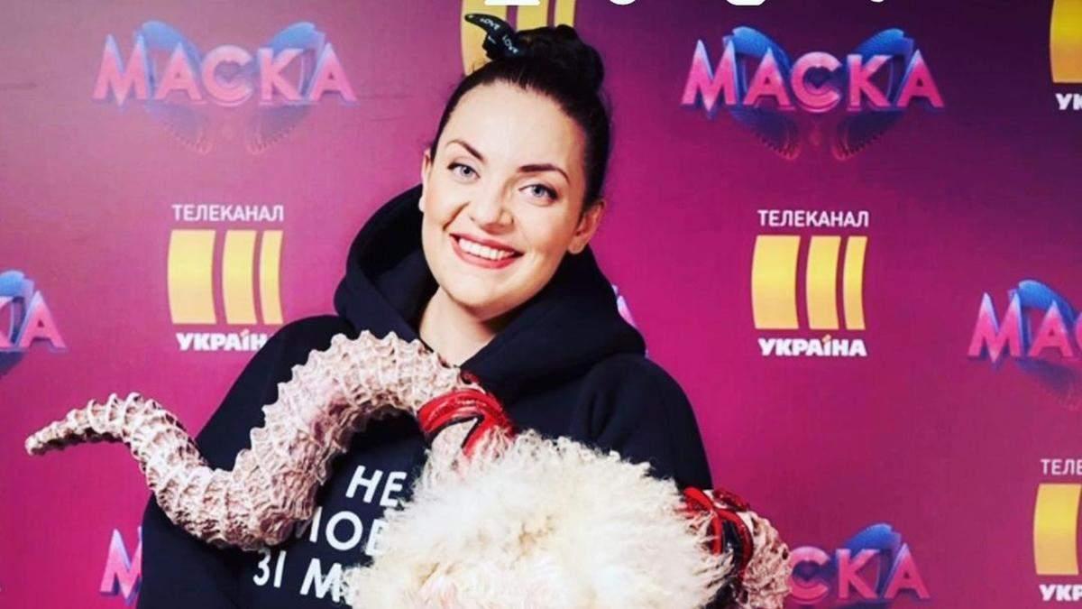 Наталья Холоденко не хотела быть Козой на шоу Маска