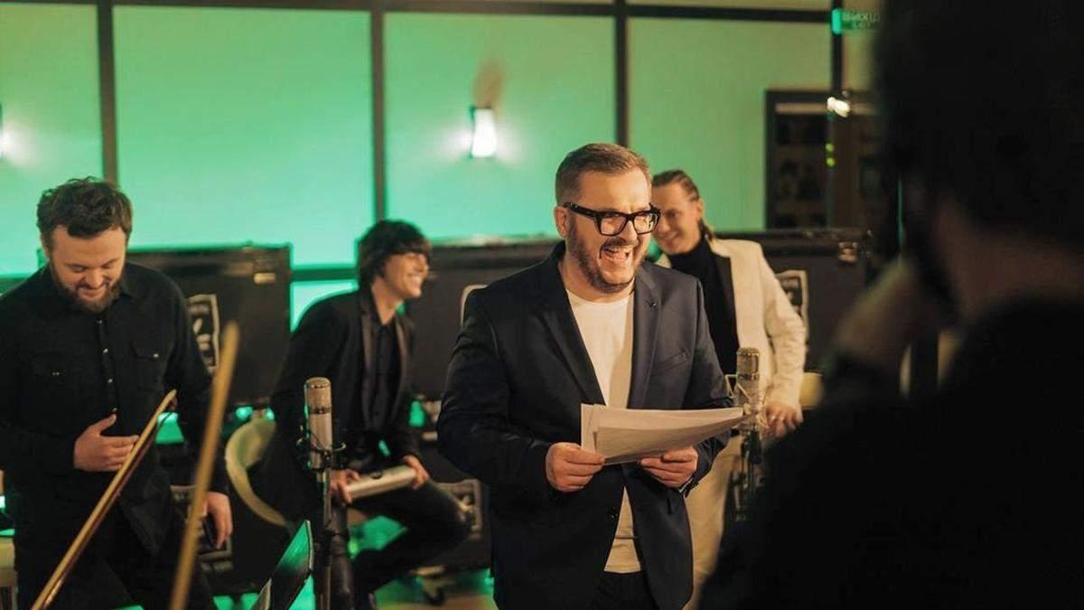 Пономарев, Дзидзьо, Пивоваров, Alekseev выпустили песню Почему: видео