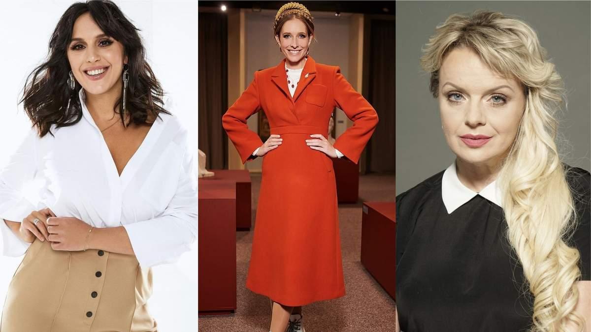 Джамала, Осадча, Вітовська та інші – найуспішніші жінки України: зірковий рейтинг