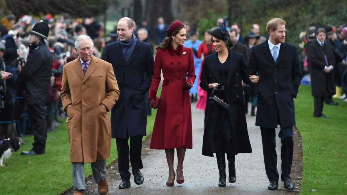Меган Маркл підозрює Кейт Міддлтон та інших родичів  у злитті неправди про неї та принца Гаррі
