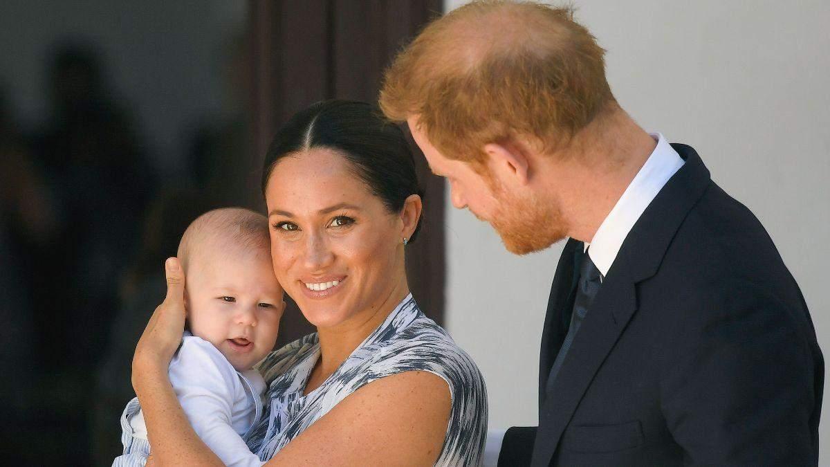 Меган Маркл розповіла про расизм в королівській сім'ї