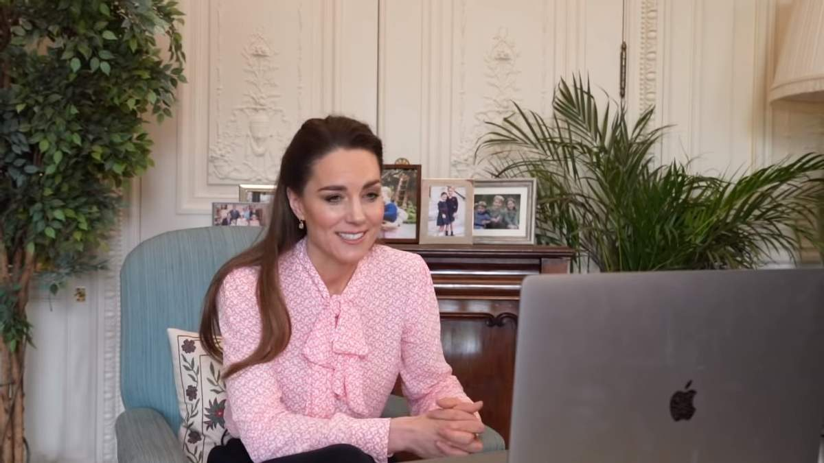 Кейт Миддлтон провела встречу после интервью Меган Маркл: новый образ