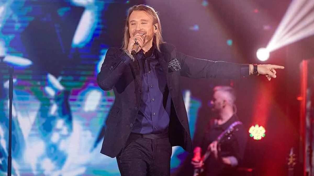 Олег Винник возразил, что концерт прошел без соблюдения норм