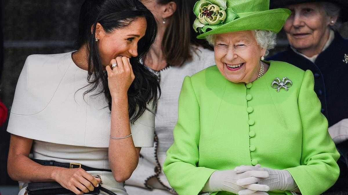 Меган Маркл прокоментувала реакцію королівської сім'ї на інтерв'ю