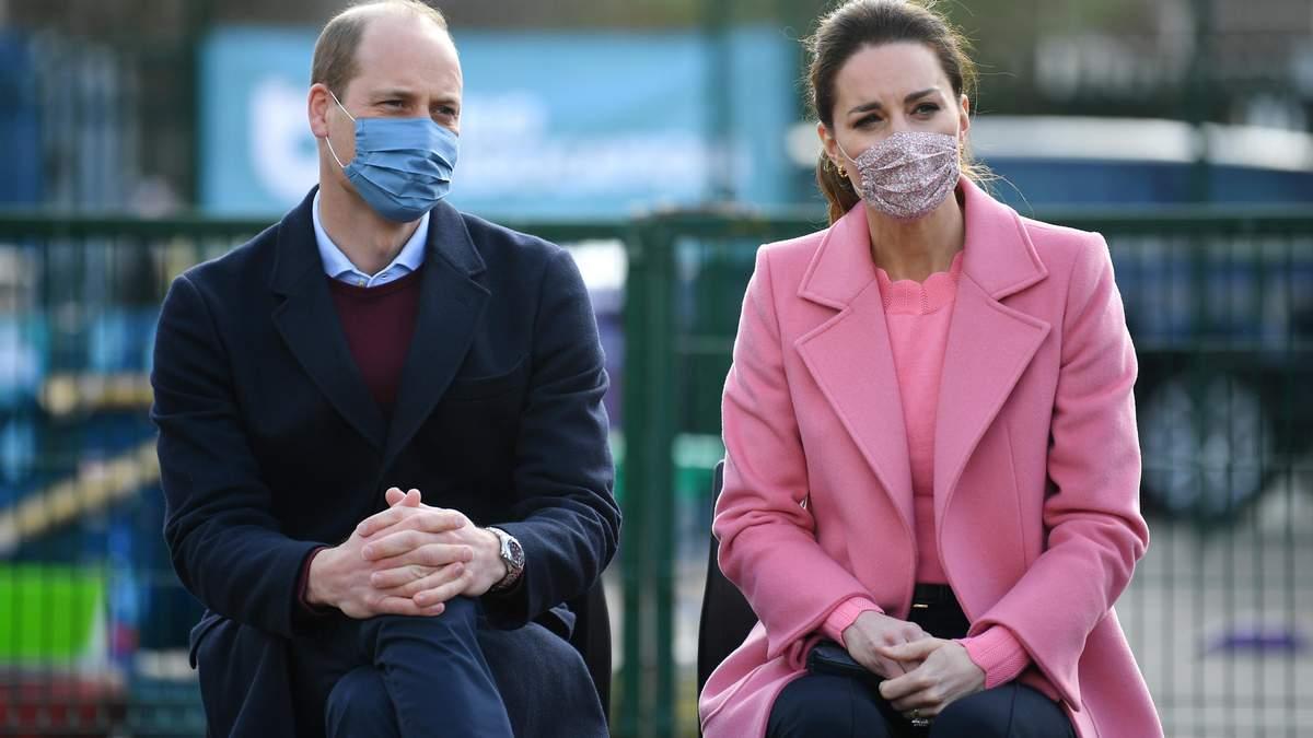Принц Вільям вперше публічно прокоментував інтерв'ю брата: Ми взагалі не расистська сім'я