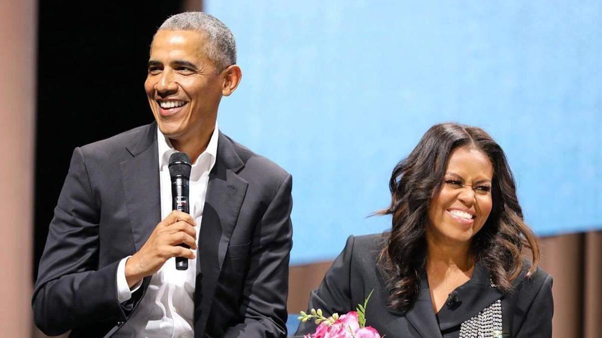 Мішель і Барак Обама вакцинувалися від коронавірусу
