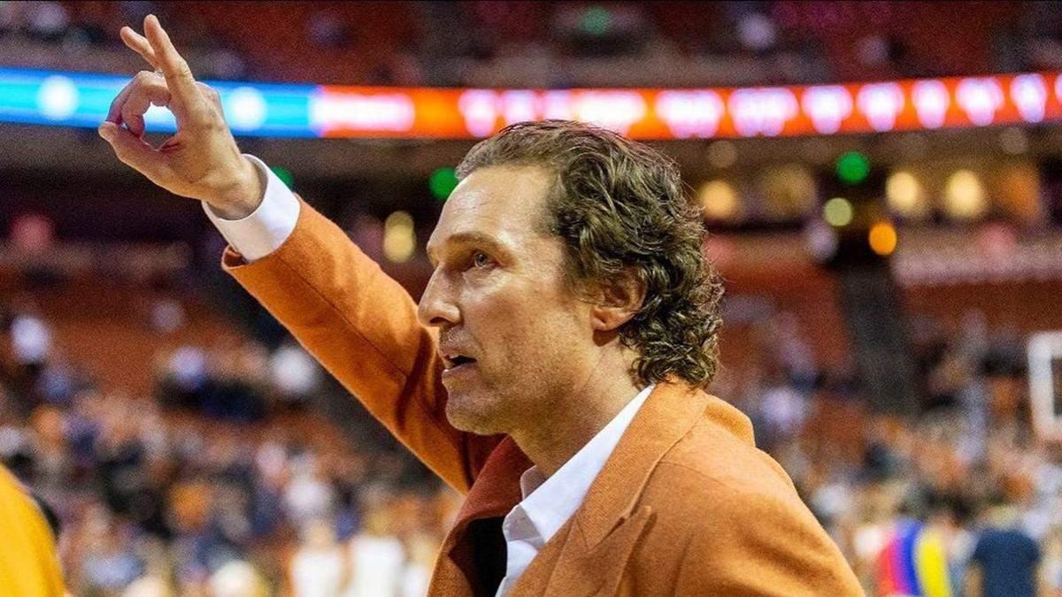 Мэттью Мак-Конагей хочет стать губернатором Техаса