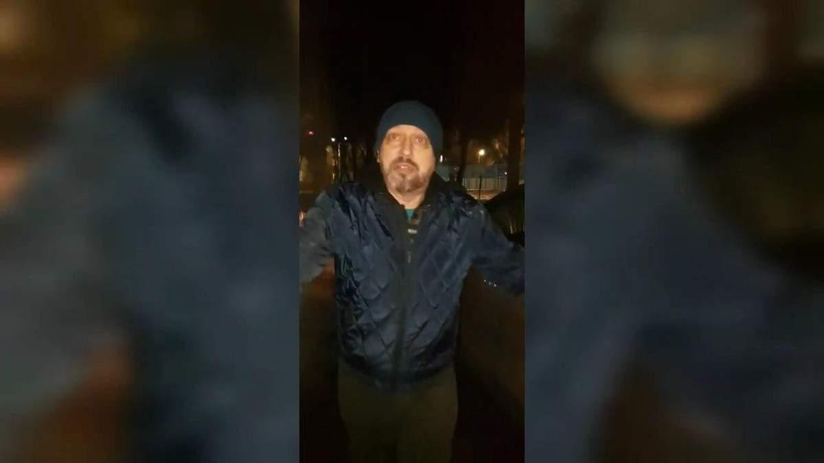 Сценарист Марк Лимаренко побив людину