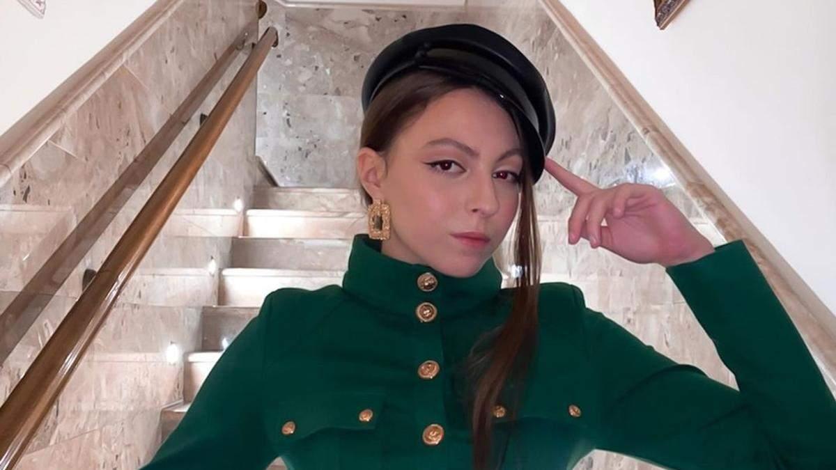 Старша донька Олі Полякової випустила першу пісню: слухайте онлайн