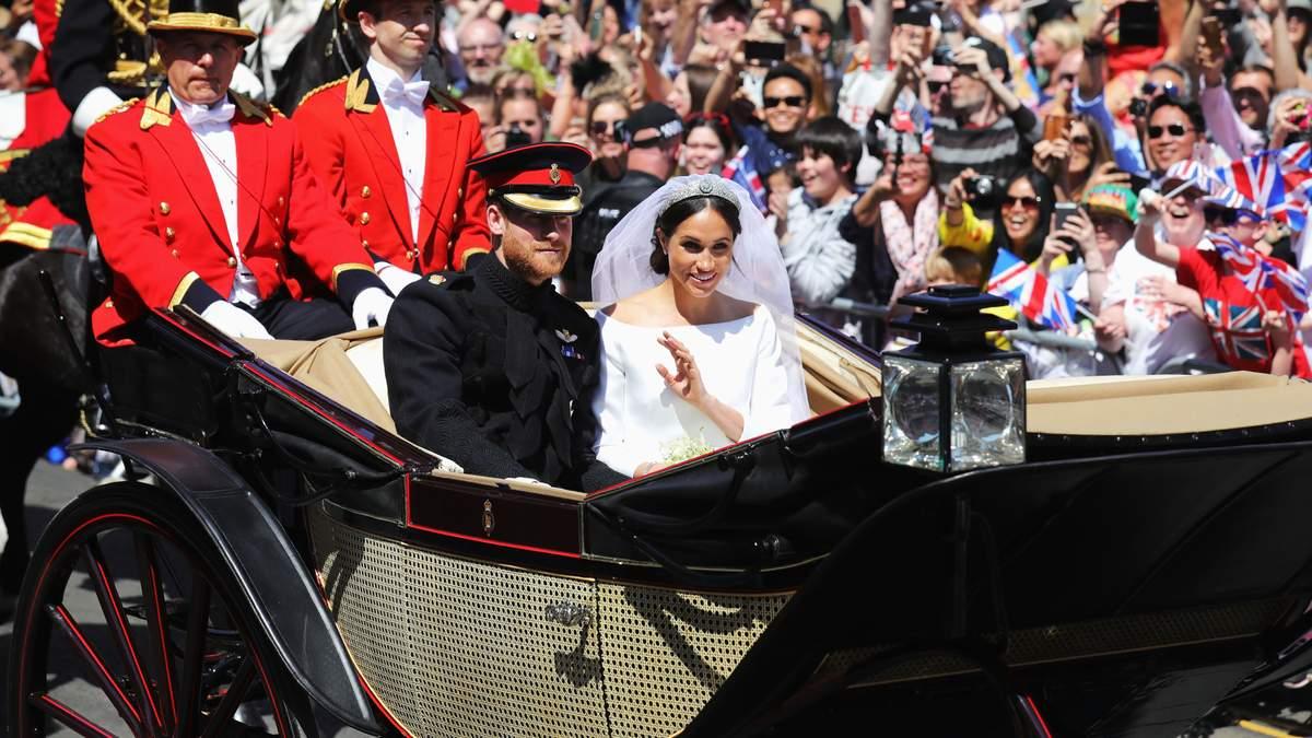 Священник англіканської церкви заперечив таємне весілля Меган Маркл