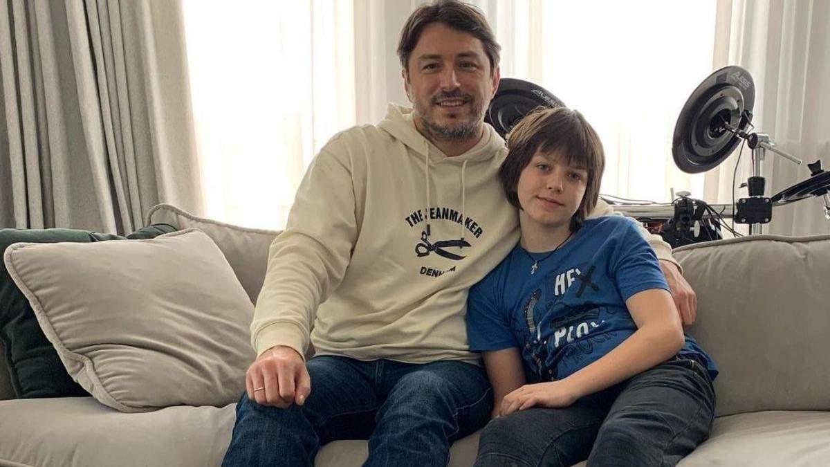 Сергій Притула привітав з Днем людей із синдромом Дауна