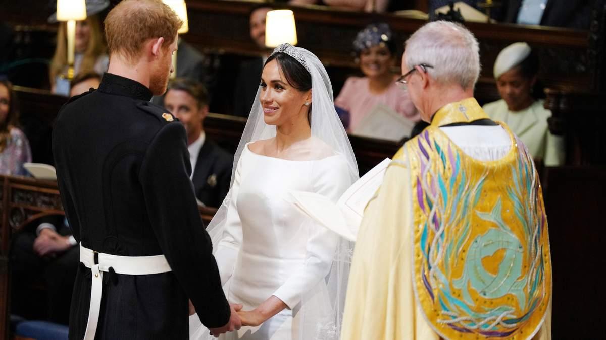 Представник Меган і Гаррі зізнався, що таємного весілля не було