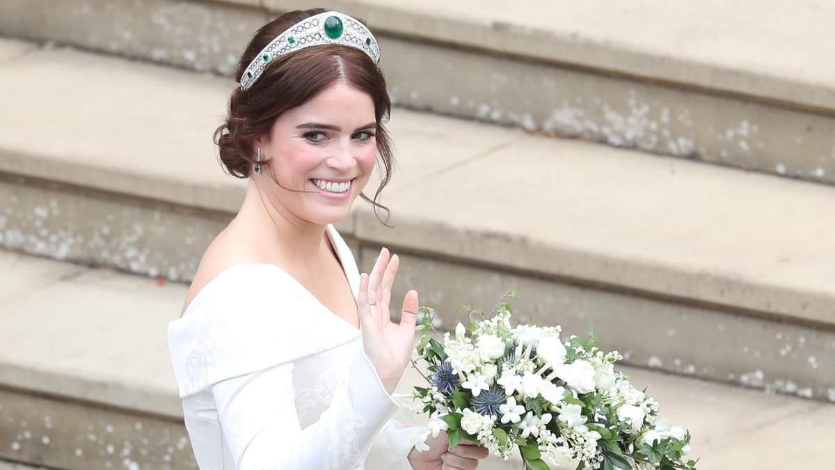 Принцесі Євгенії – 31: як сім'я привітала онучку Єлизавети II
