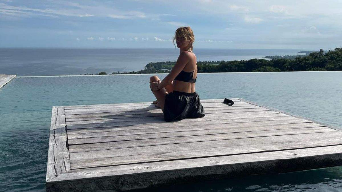 TAYANNA отдыхает на Бали: фото жаркого образа певицы