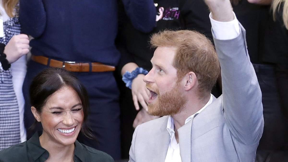 Принц Гаррі офіційно влаштувався на роботу в США