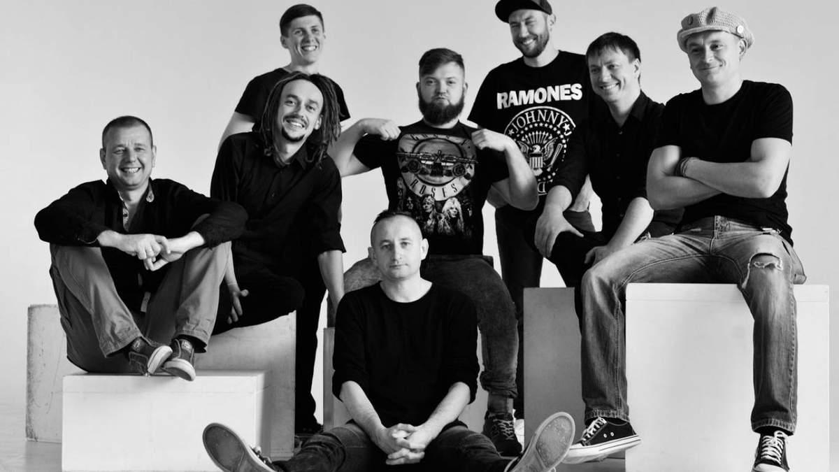 Поліція Харкова пояснила заборону концерту гурту Жадан і Собаки