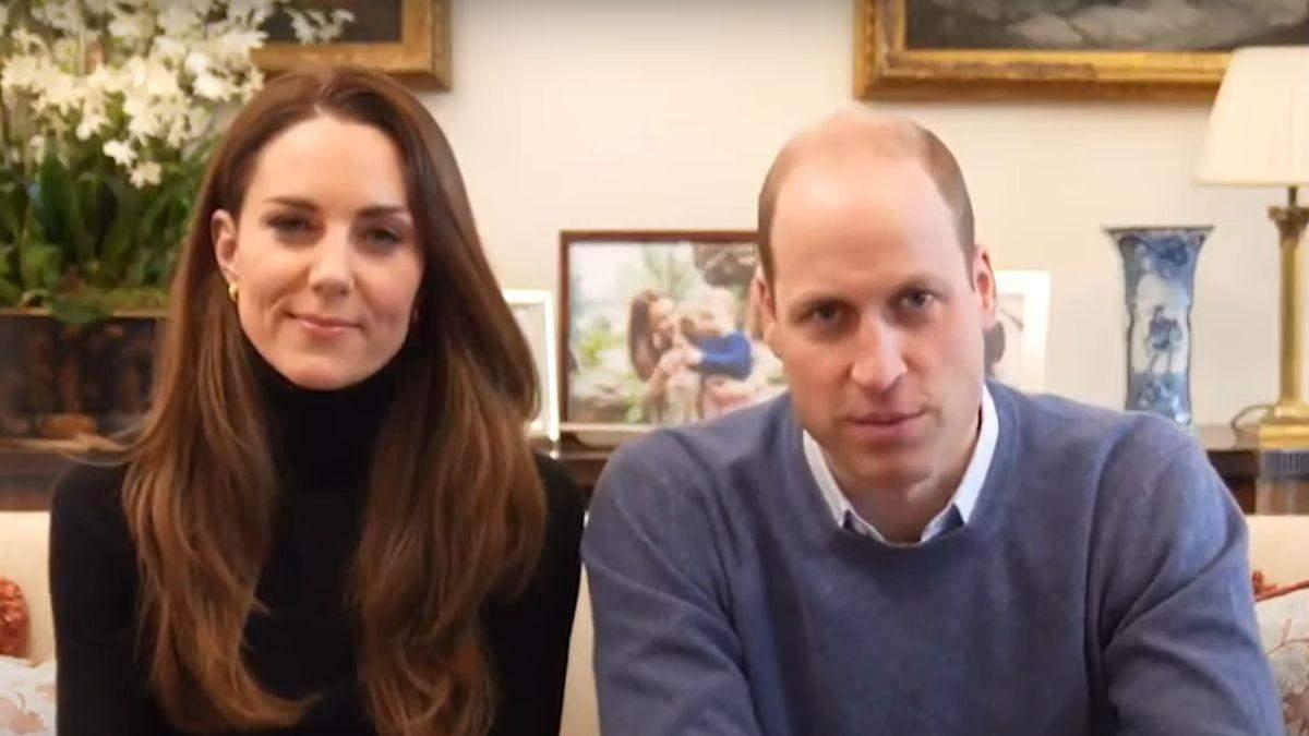 Кейт Міддлтон та принц Вільям записали нове відеозвернення: образ