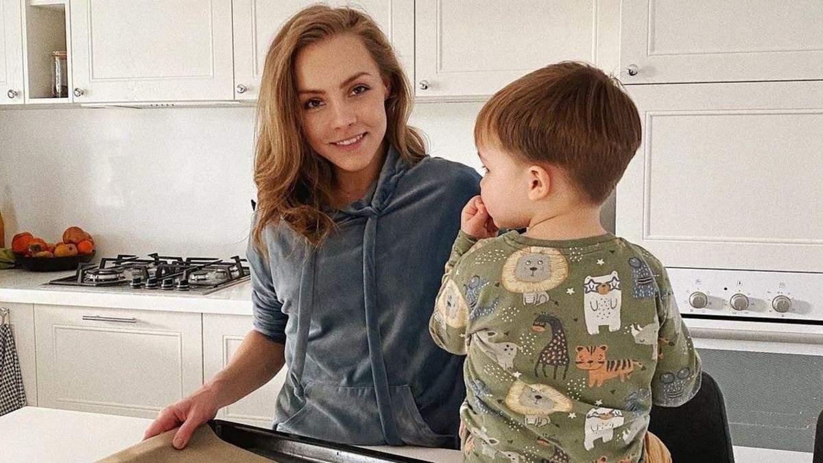 Алена Шоптенко очаровала сеть милым фото с сыном