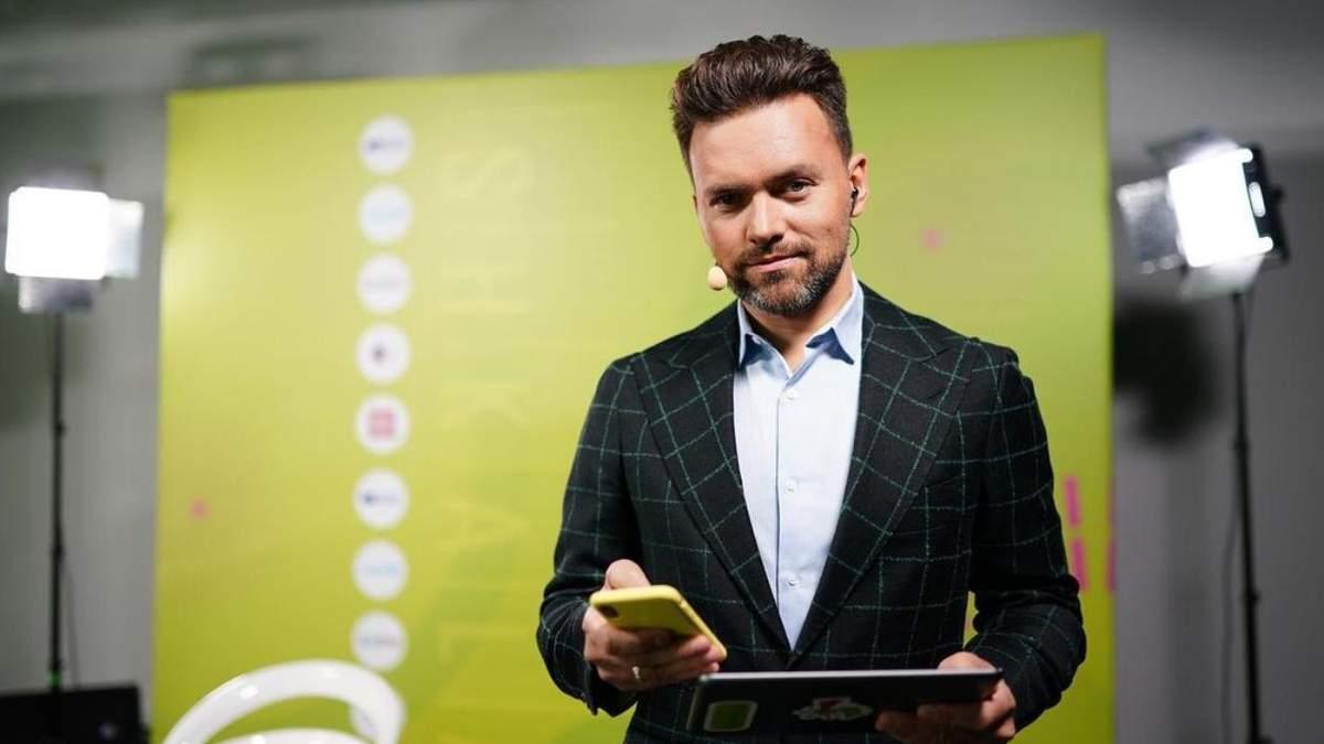 Тімур Мірошниченко спростував заяву Аласанії про відхід з Євробачення