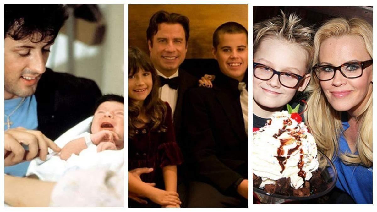 Любов здолає все: зіркові батьки, які виховують дітей з аутизмом