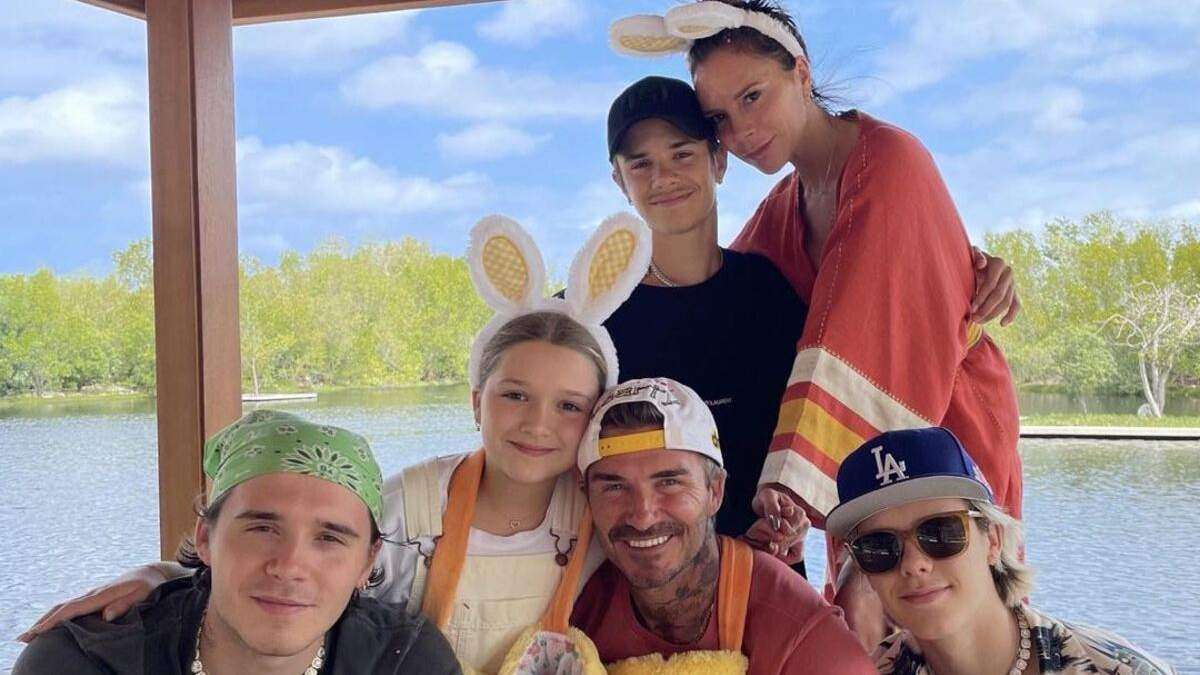 Королівська сім'я, Бекхеми та Кардашян: зірки святкують Великдень