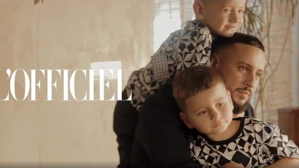 Відео, просякнуте любов'ю: Монатік зворушив мережу роликом зі своїми синами