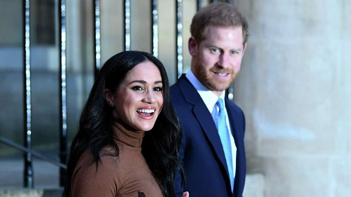 Родители во второй раз: у принца Гарри и Меган Маркл родился ребенок