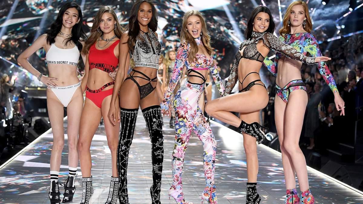 Ангелы-мамы: какие звезды Victoria's Secret недавно родили малышей
