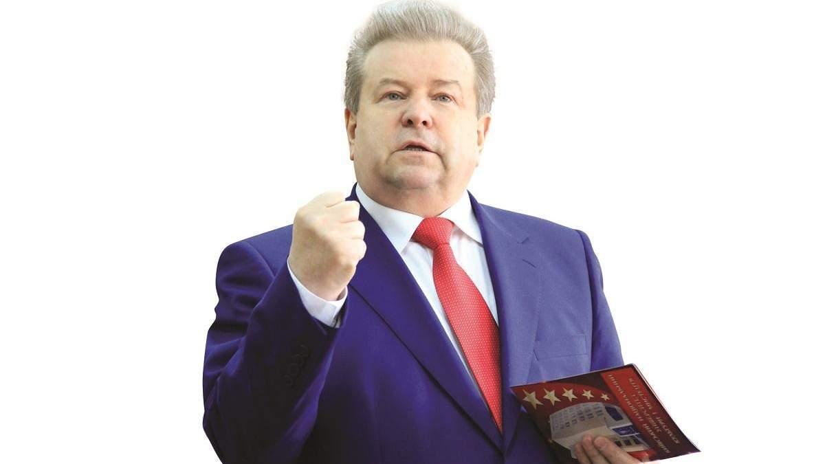 """""""РЕКТОР. НОВІ ЧАСИ"""": вийшов документальний фільм про Поплавського"""