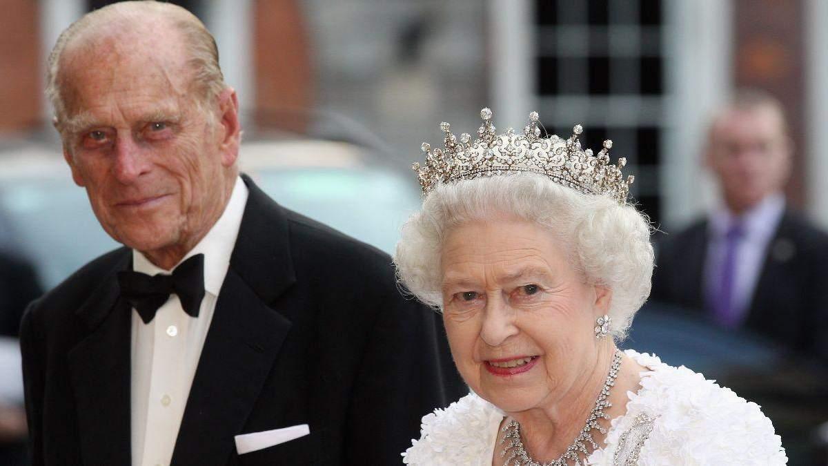Помер принц Філіп: історія кохання з Єлизаветою II та фото