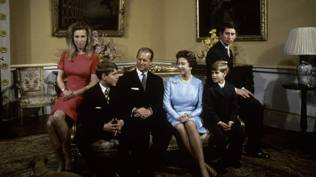 Реакція королівської родини на втрату принца Філіпа