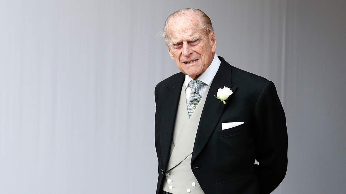 Умер принц Филипп: биография монарха