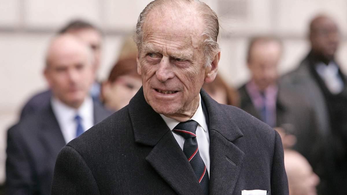 Дворец объявил день и место захоронения принца Филиппа