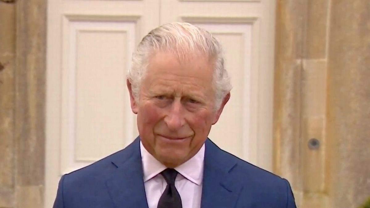 Принц Чарльз звернувся до світу після смерті Філіпа: відео промови