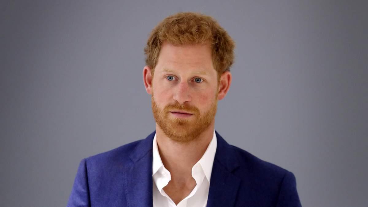 Принц Гаррі прибув до Лондона на похорон дідуся принца Філіпа