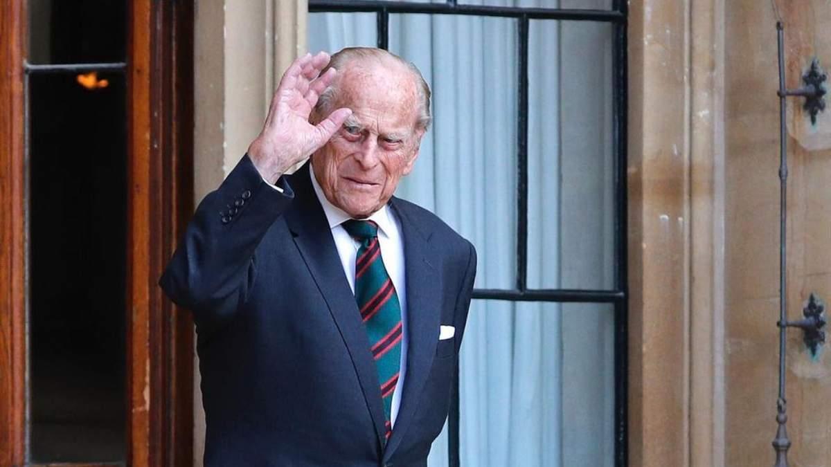 ЗМІ дізнались про три останні бажання принца Філіпа
