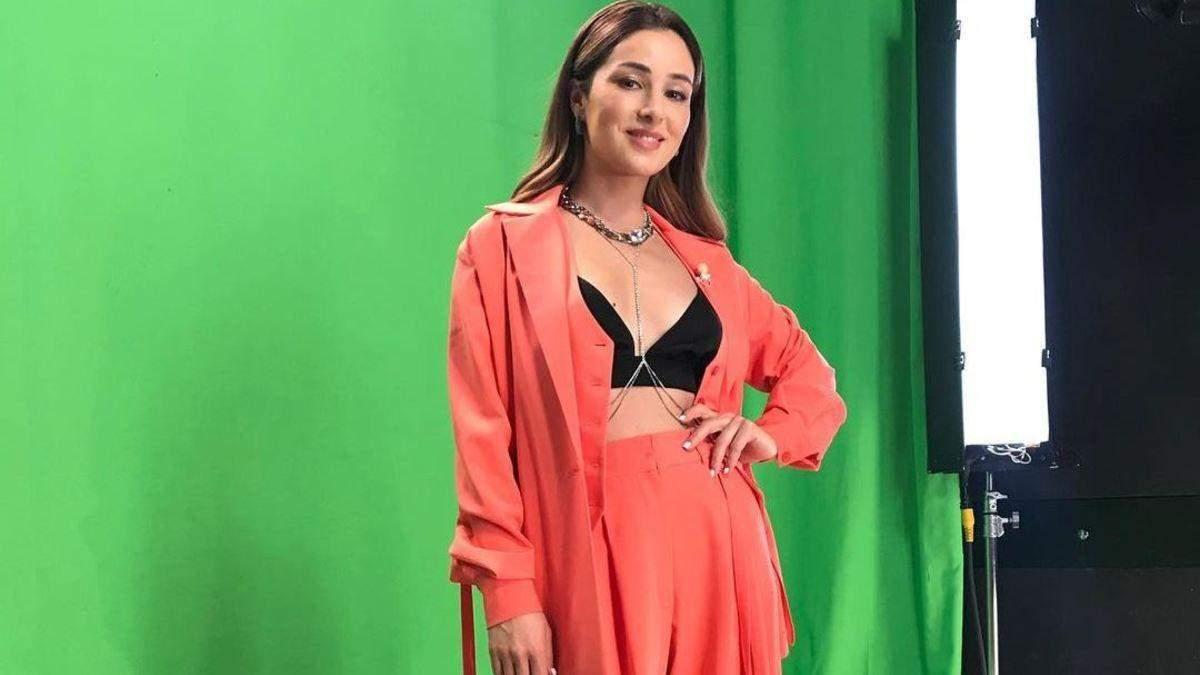 Злата Огнєвіч розповіла, чи знали її рідні про участь у шоу Маска