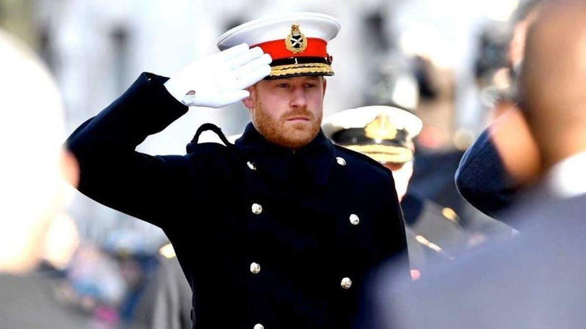 Принц Гаррі повернеться до США після прощання з принцом Філіпом